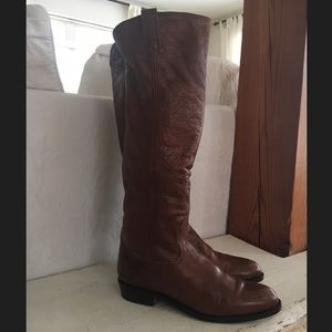 Frye Classic Riding Boots